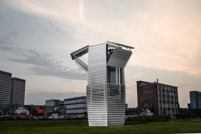 Smog Free Tower мұнарасы