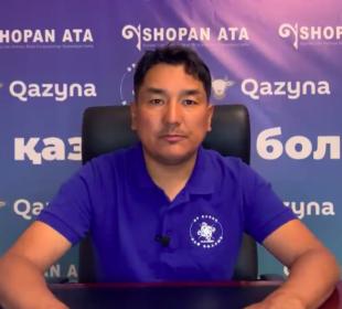 Алмасбек Садырбаев