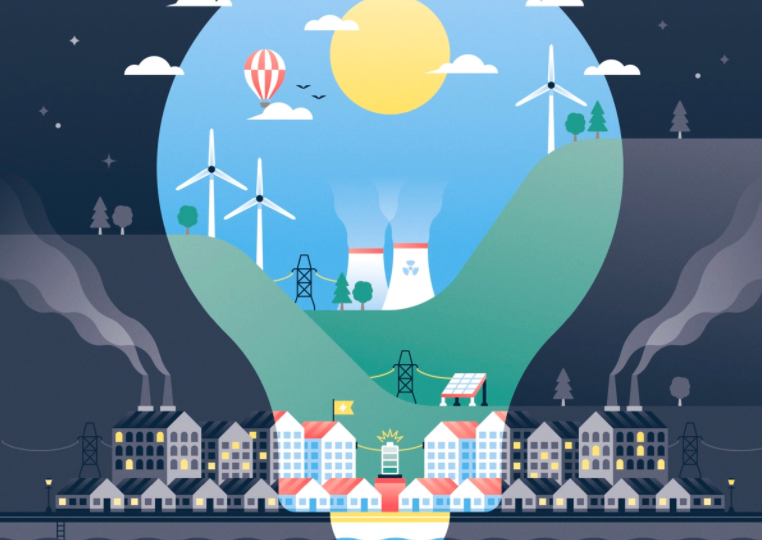 Климат, табиғат, газ